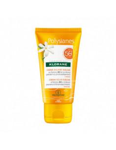 Klorane Crème Solaire Sublime SPF50 Visage. 50ml Klorane - 1