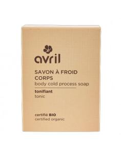 Avril Savon à Froid Corps Tonifiant Bio. 100g Avril - 1