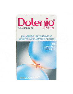 Dolenio 1178ml 30 comprimés pelliculés