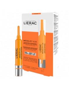 Lierac Mésolift C15 Concentré Revitalisant Anti-Fatigue 2 ampoules 15ml Lierac - 1