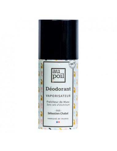 Au Poil Déodorant Parfumant Homme...