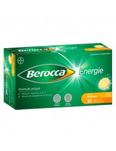 Berocca Energie 30 Comprimés Effervescents Bayer - 1