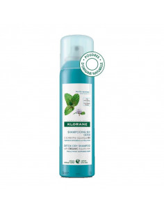 Klorane Shampooing Sec Détox Menthe Aquatique. Spray 150ml Klorane - 1