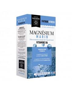 Dayang Magnésium Marin Vitamine B6 Fatigue/Stress. 30 comprimés  - 1