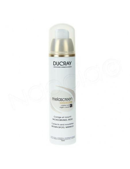 Ducray Melascreen Photo-vieillissement Crème Nuit. 50ml