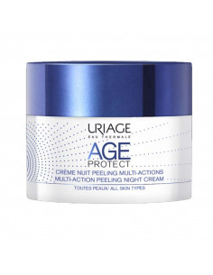 Uriage Age Protect Crème Nuit Peeling Multi-Actions. 50ml Uriage - 1