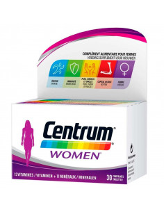 Centrum Women 13 vitamines 30 comprimés  - 1