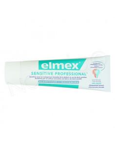 Elmex Sensitive Professional Blancheur Dentifrice Tube 75ml