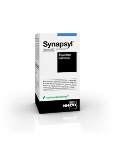 NHCO Synapsyl Equilibre Nerveux 70 gélules NHCO - 1