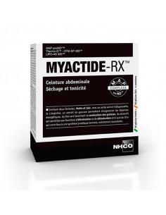 NHCO Myactide-RX Ceinture abdominale Séchage et Tonicité 56 Gélules Matin + 56 Gélules Soir NHCO - 1