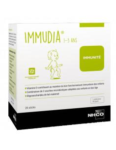 NHCO Immudia 1-3 ans Immunité 28 Sticks NHCO - 1