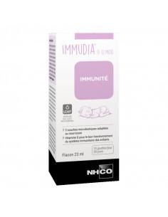NHCO Immudia 0-12 Mois Immunité Flacon 23ml NHCO - 1
