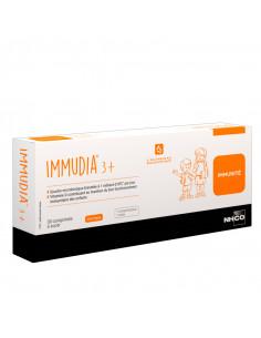 NHCO Immudia 3+ Immunité 30 Comprimés à sucer NHCO - 1