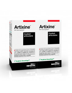 NHCO Artixine Confort Articulaire 56 Gélules - Lot 1 + 1 offert NHCO - 1