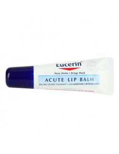 Eucerin Baume à Lèvres Calmant Peau Sèche. 10ml