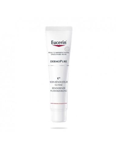 Eucerin DermoPure K10 Soin Rénovateur Cutané. 40ml