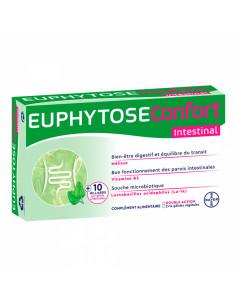 Euphytose Confort Intestinal 2x14 Gélules Végétales Bayer - 1