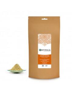paquet zip de henné naturel centifolia