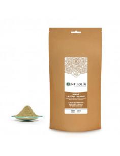 paquet zip de henné châtain caramel centifolia