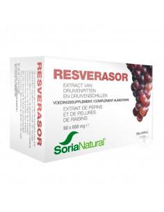 boîte de 60 comprimés resverasor soria natural