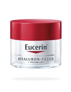 Eucerin Hyaluron-Filler + Volume-Lift Soin de Jour SPF15 Peau Sèche. 50ml