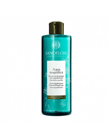 Sanoflore Aqua Magnifica Eau de Soin Botanique 400ml Sanoflore - 1