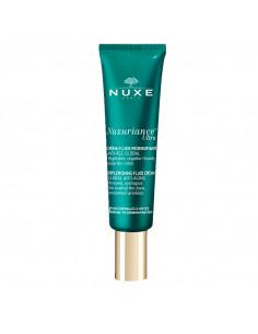 tube crème fluide nuxuriance ultra nuxe vert foncé