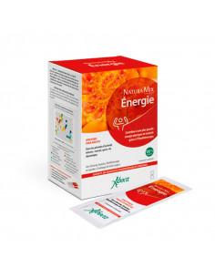 boite de 20 sachets granulés orodispersibles aboca natura mix advanced energie