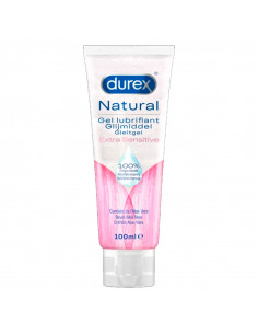 tube de gel lubrifiant extra sensitive durex