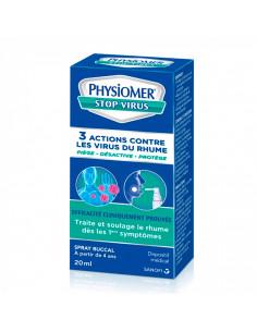 spray buccal physiomer stop virus
