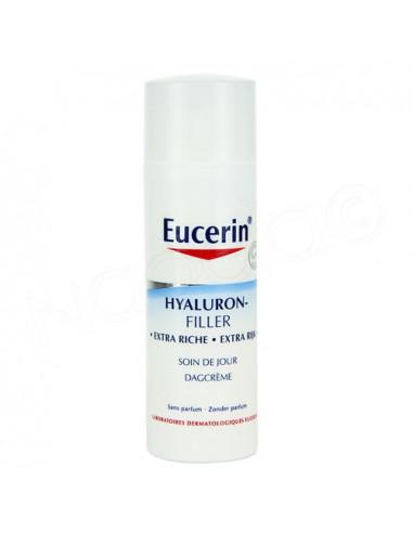 Eucerin Hyaluron-Filler Soin de Jour Extra Riche. 50ml
