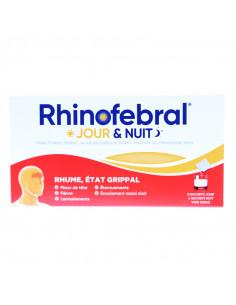 Rhinofebral Jour & Nuit 12 sachets  - 1