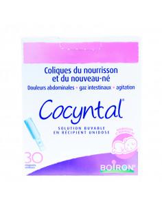 Cocyntal - Coliques Bébé Solution buvable - 30 unidoses Boiron - 1