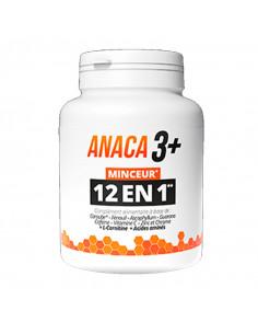 Boîte de 120 Gélules Anaca3+ Minceur 12 en 1