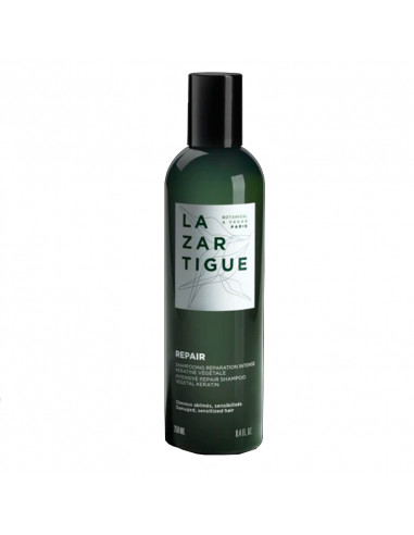 flacon shampooing repair lazartigue