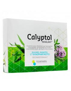 boite de calyptol inhalant 10 ampoules