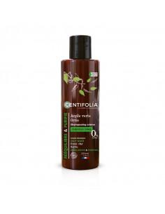 Centifolia shampooing bio cheveux gras flacon marron et vert