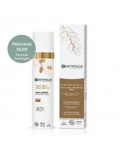 Centifolia crème anti-âge bio jour or dorée