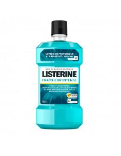 Listerine Bain de Bouche Fraîcheur Intense 500ml