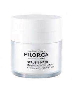 Filorga Scrub & Mask Masque Exfoliant Réoxygénant. 55ml