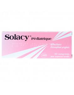 Solacy Pédiatrique, Affections Rhinopharyngées, 60 comprimés