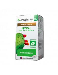 Arkogélules Nopal Bio - Effet Coupe-Faim 45 gélules