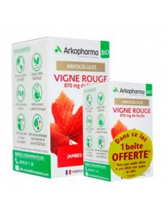 Arkogélules Vigne Rouge Jambes Légères 150 gélules + 45 offertes