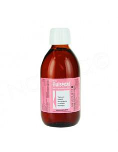 Fluisédal Sirop sans prométhazine Toux Grasse Caramel. Flacon 250ml