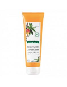 Klorane Nutrition Crème de Jour sans rinçage à la Mangue 125ml
