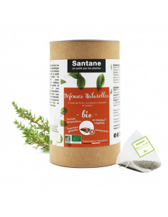 Santane tisane bio défenses immunitaires orange