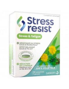 Stress Resist. Stress et Fatigue. 30 comprimés Sanofi Aventis - 1