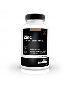 NHCO Zinc Amino-Chélaté 84 gélules
