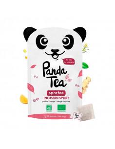 Panda Tea Sportea Infusion Sport Bio 28 sachets