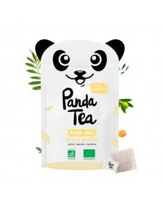 Panda Tea Fresh Skin 28 jours Beauté Thé Bio 28 sachets